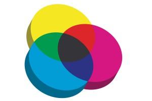 Farbdarstellung am Monitor