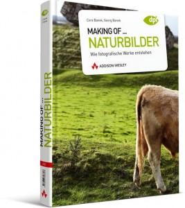 Das Buch Making of Naturbilder