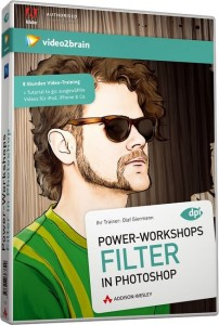 video2brain filter in photoshop